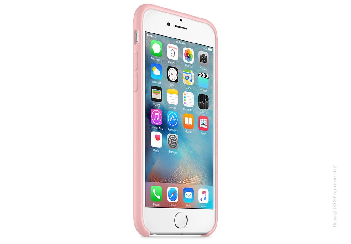 Чехол Apple iPhone 6/6s Silicone Case, Pink
