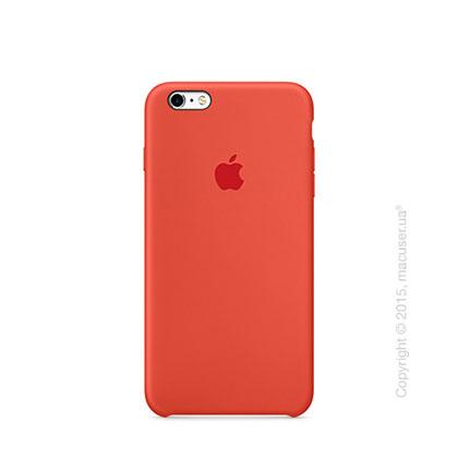 Чехол Apple iPhone 6/6s Silicone Case, Orange