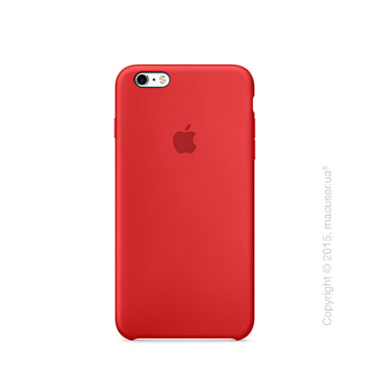 Чехол Apple iPhone 6/6s Silicone Case, PRODUCT(RED)