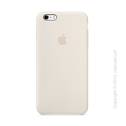 Чехол Apple iPhone 6/6s Plus Silicone Case, Antique White