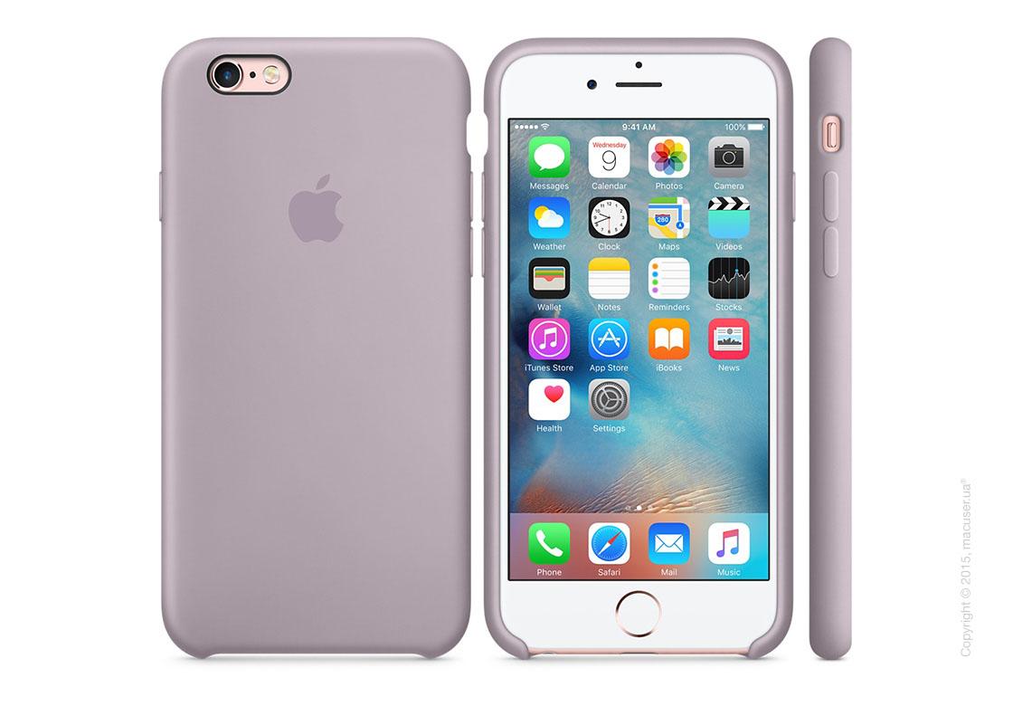 Чехол Apple iPhone 6/6s Plus Silicone Case, Lavender