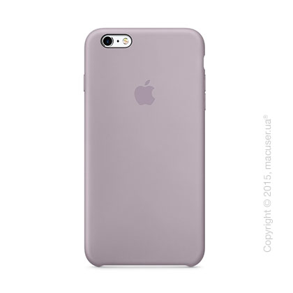 Чехол Apple iPhone 6/6s Plus Silicone Case, Lavender