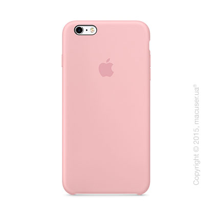 Чехол Apple iPhone 6/6s Plus Silicone Case, Pink