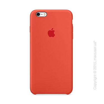 Чехол Apple iPhone 6/6s Plus Silicone Case, Orange