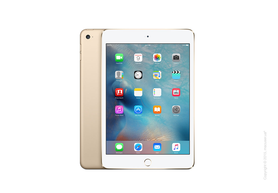 Apple iPad Mini 4 Wi-Fi 64GB, Gold