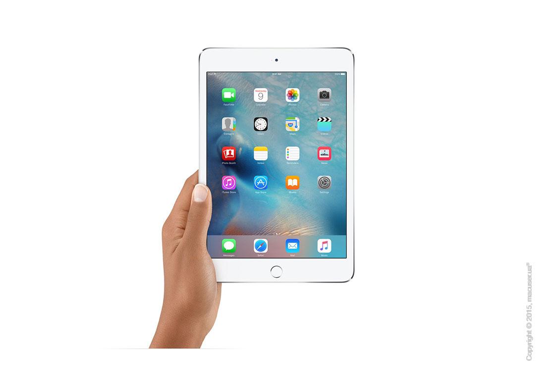 Apple iPad Mini 4 Wi-Fi+4G 16GB, Gold