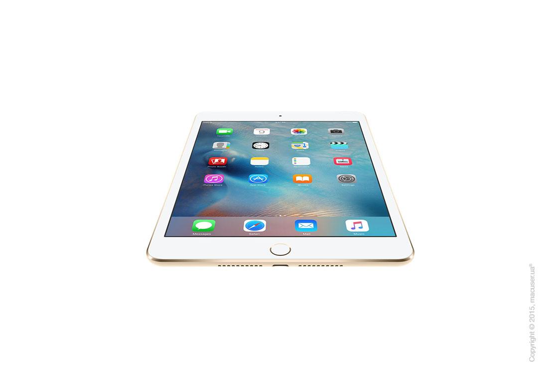 Apple iPad Mini 4 Wi-Fi+4G 16GB, Space Gray
