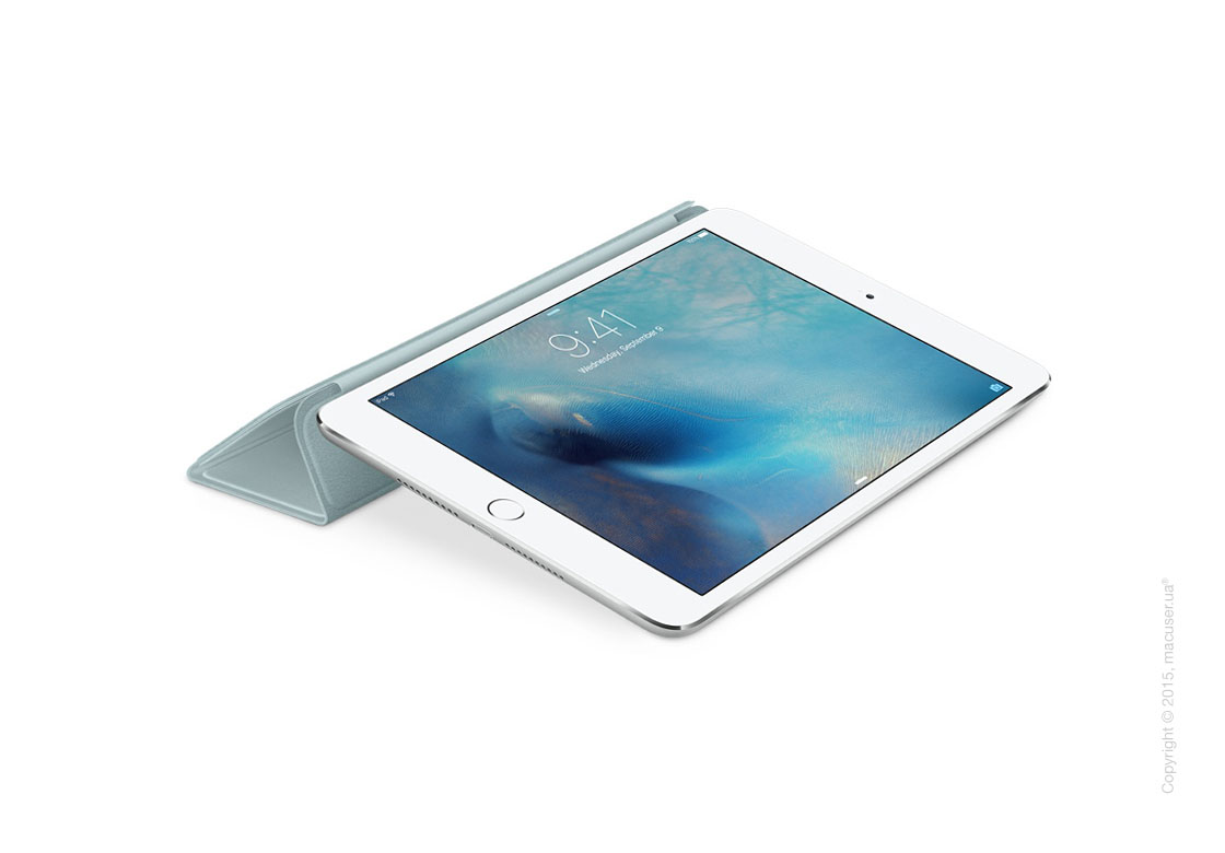 Чехол Smart Cover, Turquoise для iPad mini 4