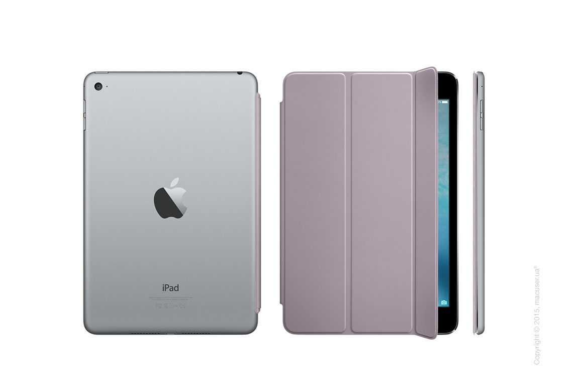 Чехол Smart Cover, Lavender для iPad mini 4