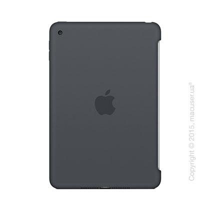 Чехол Silicone Case, Charcoal Gray для iPad mini 4