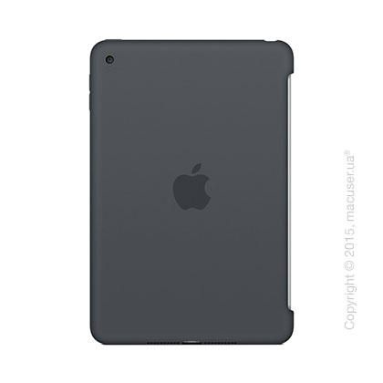 Чехол Silicone Case, Charcoal Gray для iPad mini 4