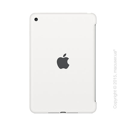 Чехол Silicone Case, White для iPad mini 4