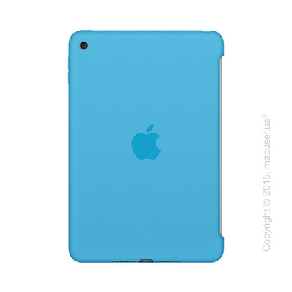Чехол Silicone Case, Blue для iPad mini 4