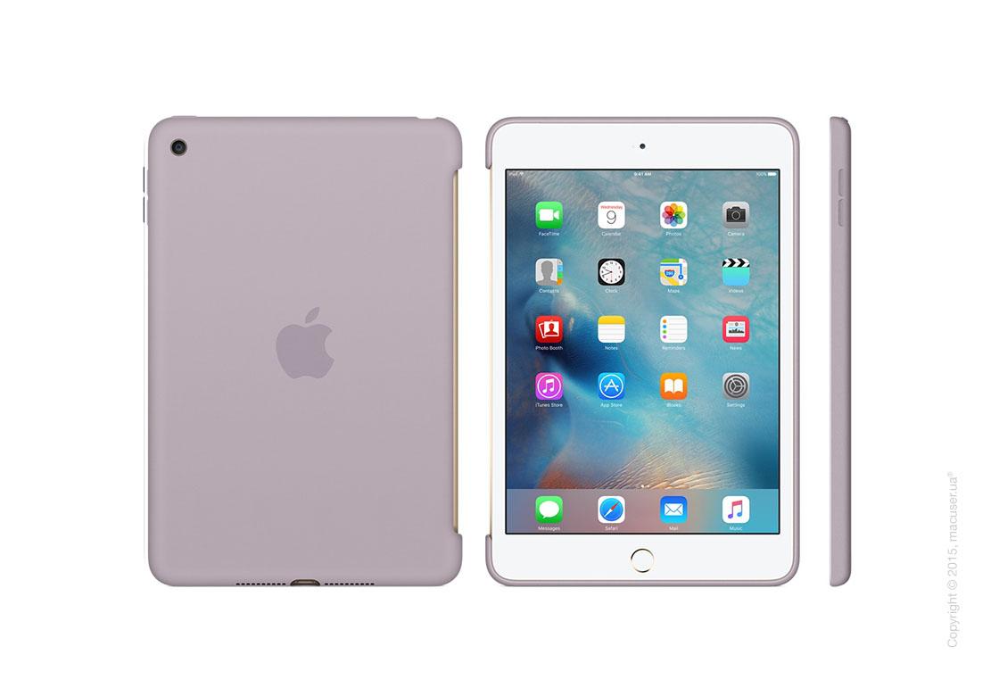 Чехол Silicone Case, Lavender для iPad mini 4