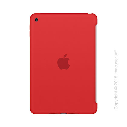 Чехол Silicone Case, (PRODUCT)RED для iPad mini 4