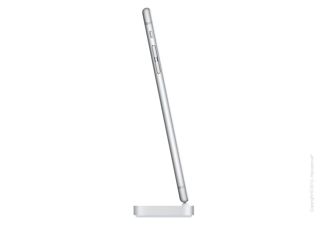 Док-станция Apple iPhone Lightning Dock, Silver