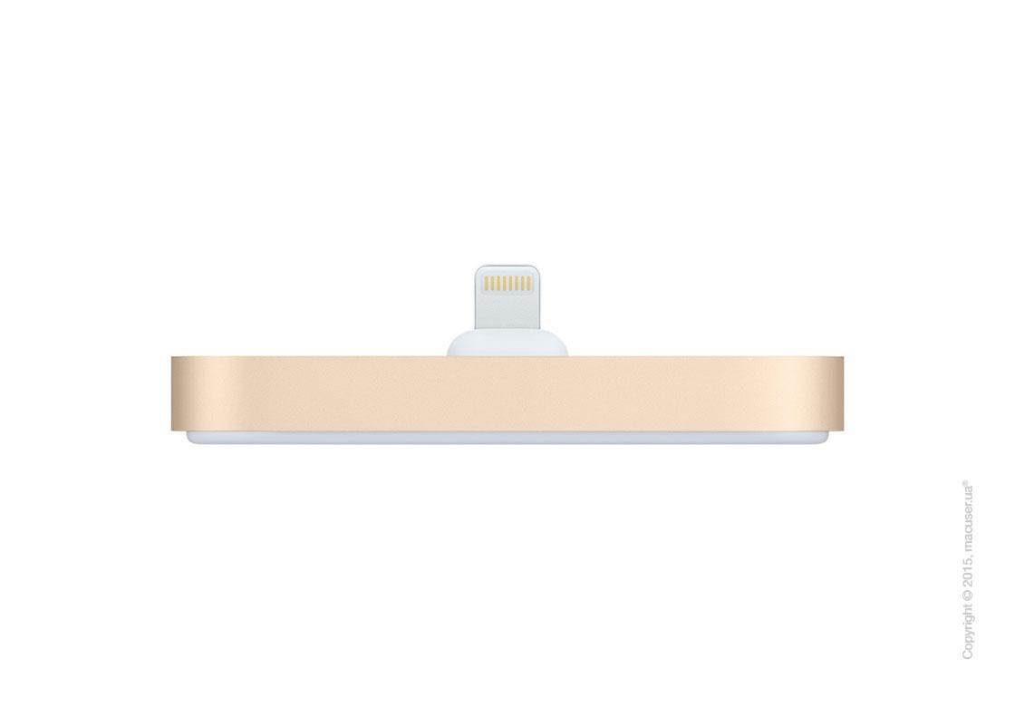 Док-станция Apple iPhone Lightning Dock, Gold