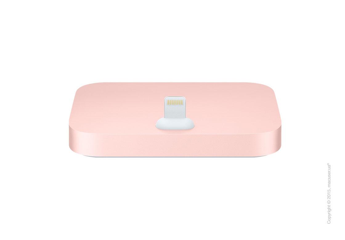 Док-станция Apple iPhone Lightning Dock, Rose Gold