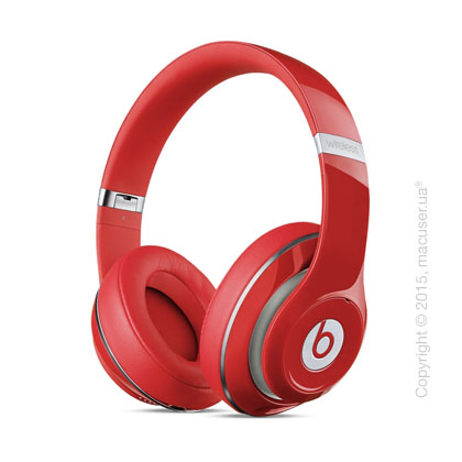 Наушники Beats Studio 2 Wireless Over-Ear, Red