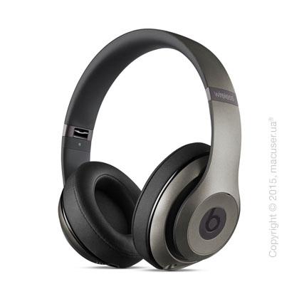 Наушники Beats Studio 2 Wireless Over-Ear, Titanium