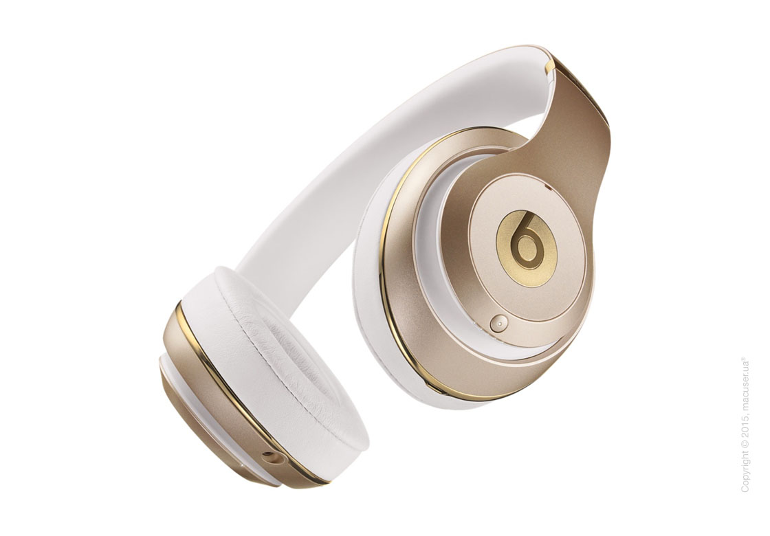 Наушники Beats Studio 2 Wireless Over-Ear, Gold