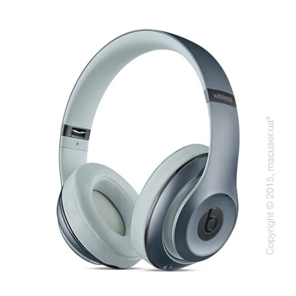 Наушники Beats Studio 2 Wireless Over-Ear, Metallic Sky