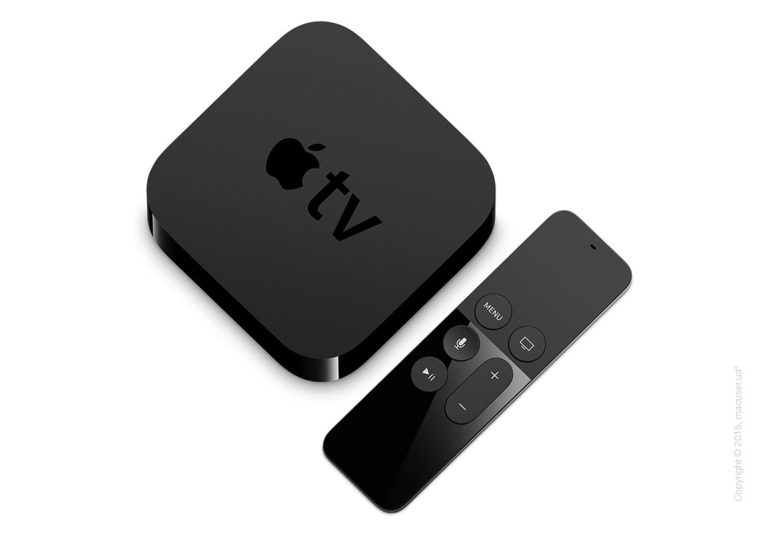 Apple TV 4 поколение 64GB
