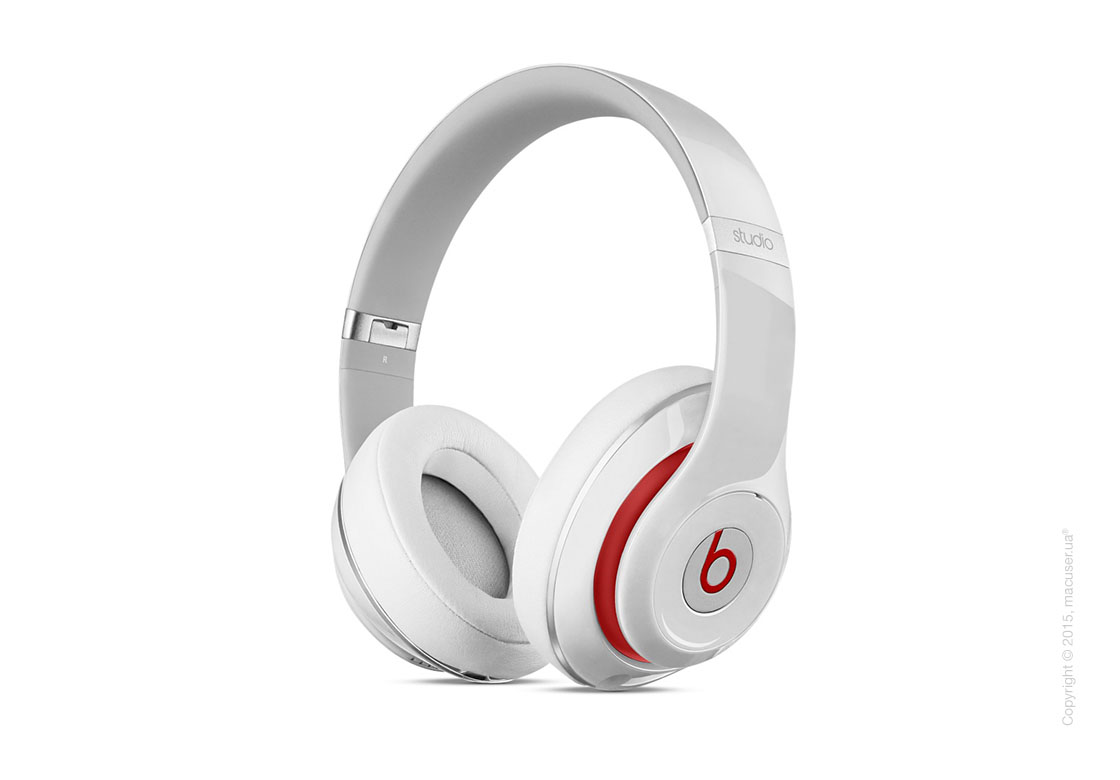 Наушники Beats Studio 2 Over-Ear, White