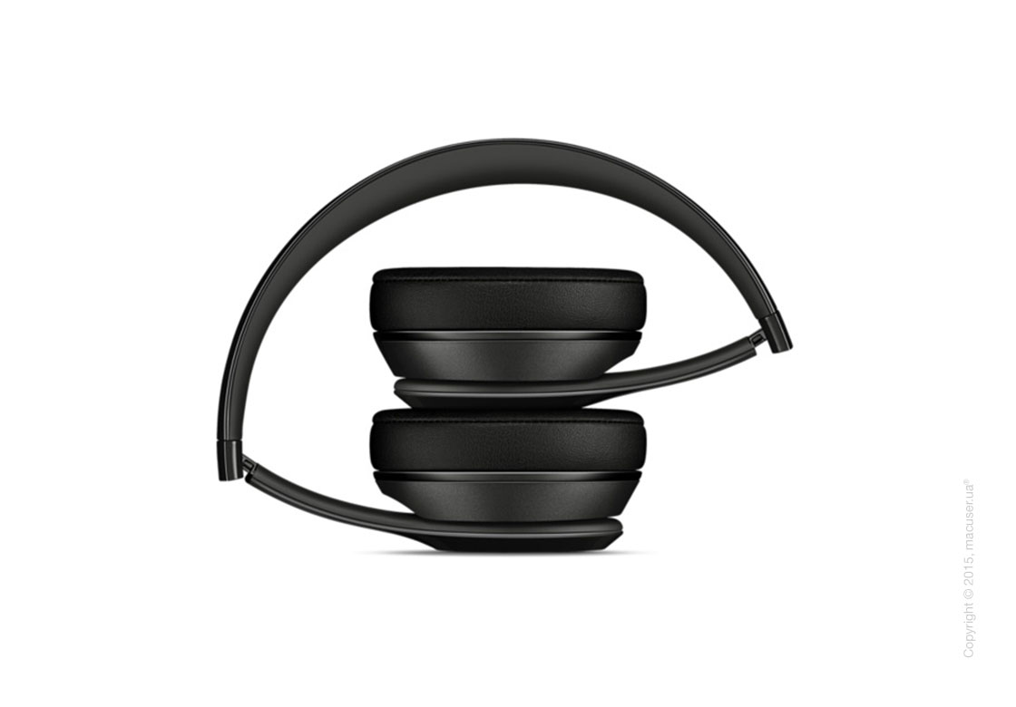 Наушники Beats Solo2 On-Ear Headphones, Black