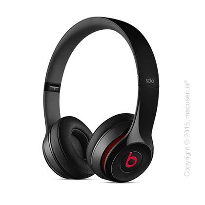 Наушники Beats Solo2 On-Ear Headphones, Black