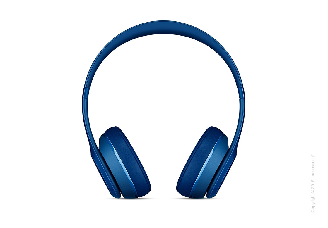 Наушники Beats Solo2 On-Ear Headphones, Blue