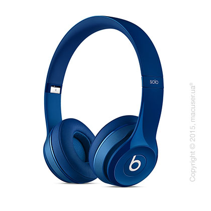 Наушники Beats Solo2 On-Ear Headphones, Blue