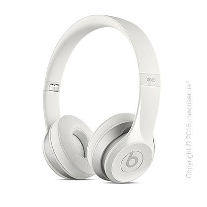 Наушники Beats Solo2 On-Ear Headphones, White