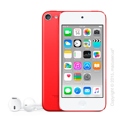Apple iPod touch 6gen 32GB, (PRODUCT)RED
