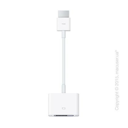Адаптер Apple HDMI to DVI Adapter