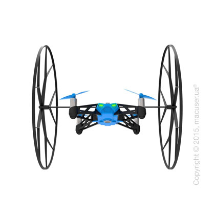 Игрушка-квадрокоптер Parrot Rolling Spider Blue