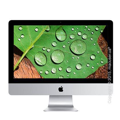 Apple iMac 21,5 с дисплеем Retina 4K Z0RS0006D