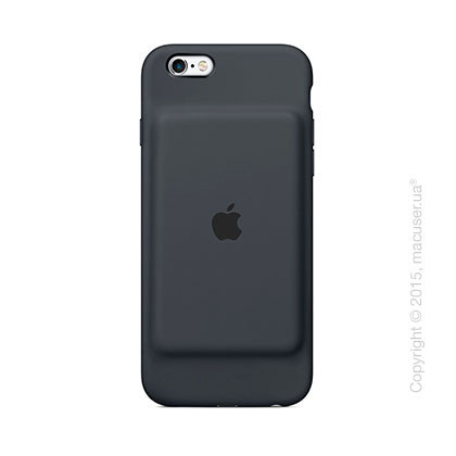 Чехол Apple iPhone 6s Smart Battery Case, Charcoal Gray