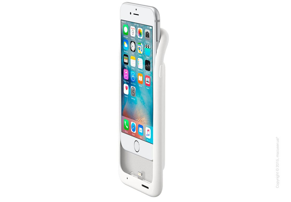 Чехол Apple iPhone 6s Smart Battery Case, White