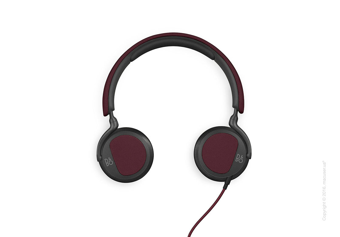 Наушники Bang&Olufsen BeoPlay H2, Deep Red