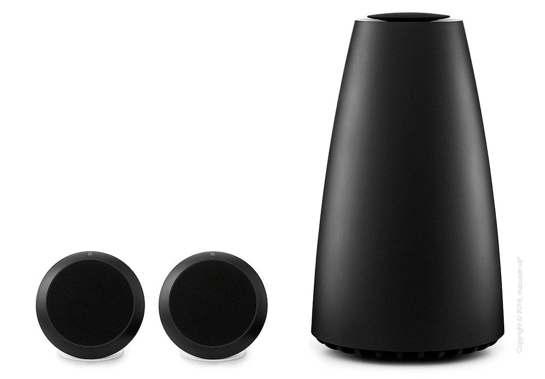 Мультимедийная акустика Bang&Olufsen BeoPlay S8, True Black