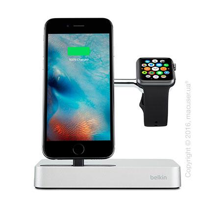Док-станция Belkin Valet Charge Dock for Apple Watch + iPhone