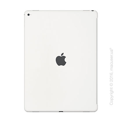 Чехол Silicone Case, White для iPad Pro 12,9