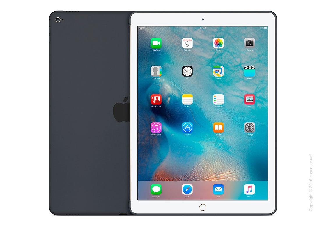 Чехол Silicone Case, Charcoal Gray для iPad Pro 12,9