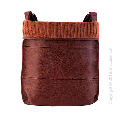 Сумка Dublon Leatherworks Urbanrush Brown