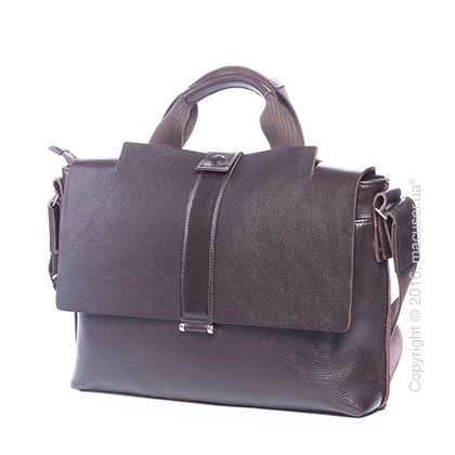 Сумка Dublon Leatherworks Talant Brown 13
