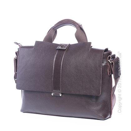 Сумка Dublon Leatherworks Talant Brown 13