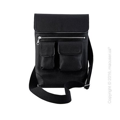 Сумка Dublon Leatherworks Urbantash Classic Black