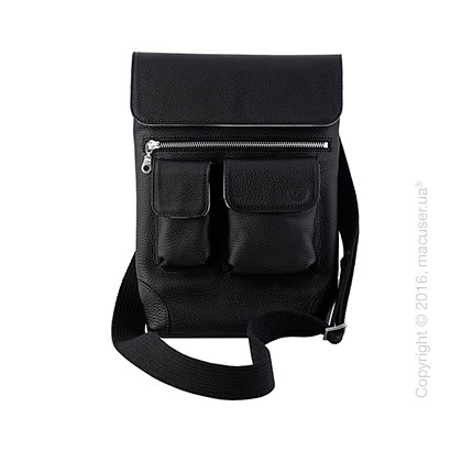 Сумка Dublon Leatherworks Urbantash Classic Black