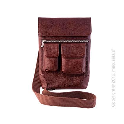 Сумка Dublon Leatherworks Urbantash Brown